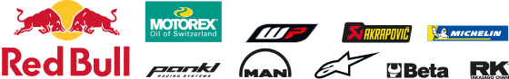Moto3 and MotoGP Sponsors