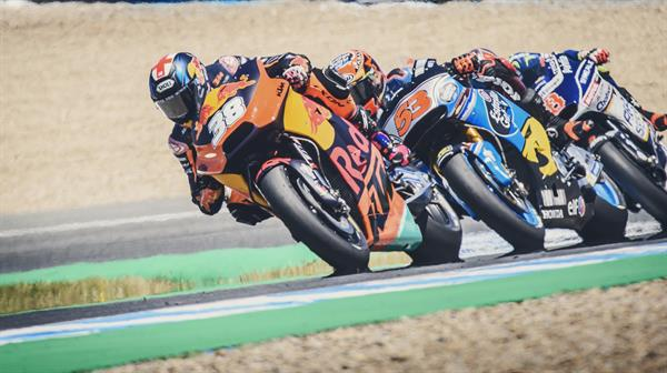 Bradley Smith KTM RC16 Jerez 2017