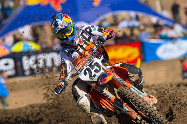 Marvin Musquin - KTM 450 SX-F FACTORY EDITION - Hangtown, 2017