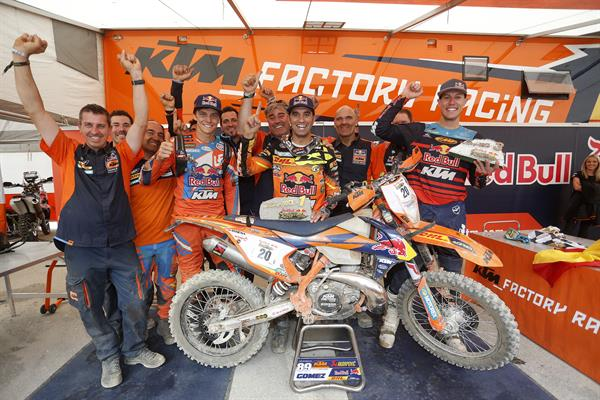 KTM Enduro Factory Racing - Erzberg Rodeo, 2017