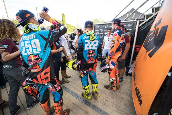 MXGP Red Bull KTM Factory Racing post-race