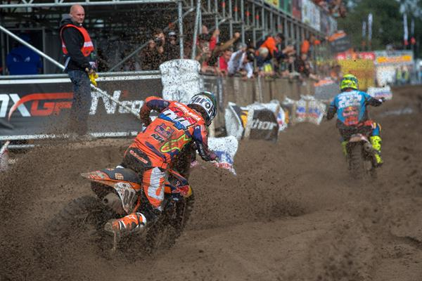 Jeffrey Herlings 450 SX-F Lommel