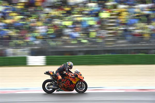 Pol Espargaro KTM RC16 Misano World Circuit 2017