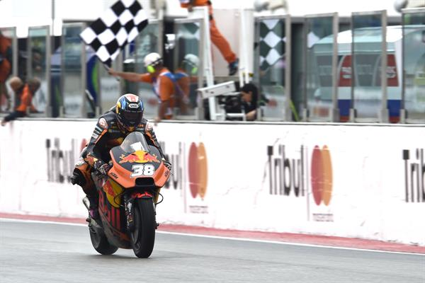 Bradley Smith KTM RC16 Misano World Circuit 2017