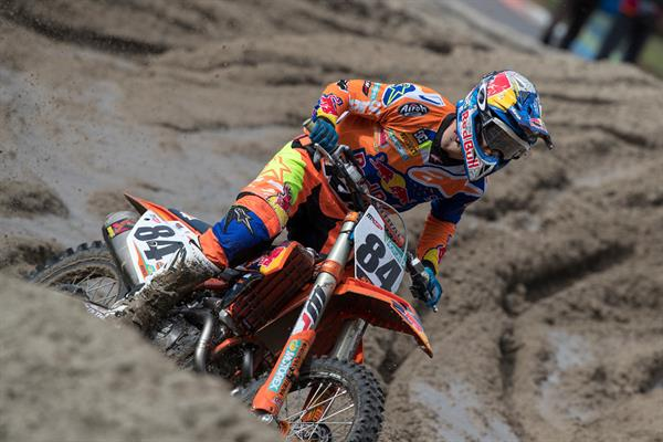Jeffrey Herlings 450 SX-F Assen