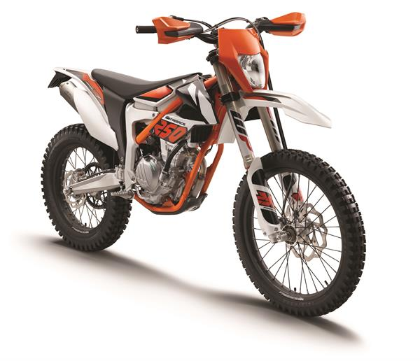 KTM FREERIDE 250 F MY 2018_Studio_right front