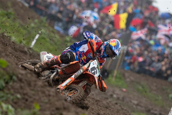 Jeffrey Herlings 450 SX-F MXoN