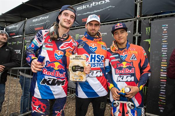 Dutch Team 2017 MXoN
