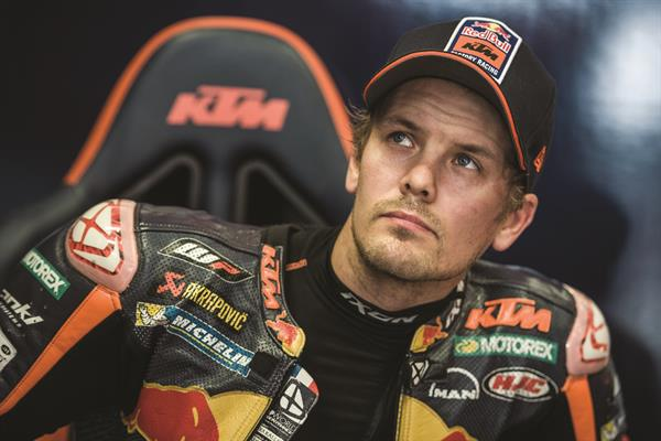 Mika Kallio Box Red Bull Ring Spielberg 2017