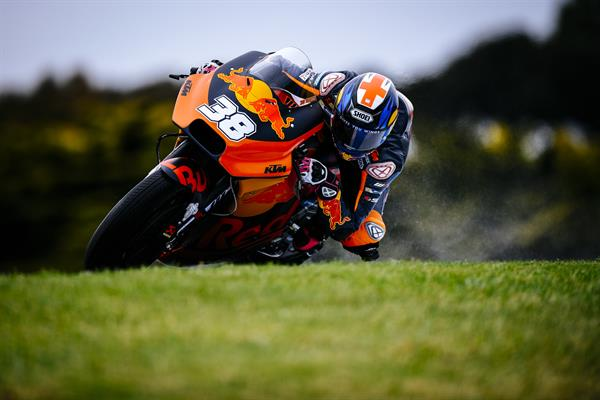 Bradley Smith KTM RC16 Phillip Island 2017