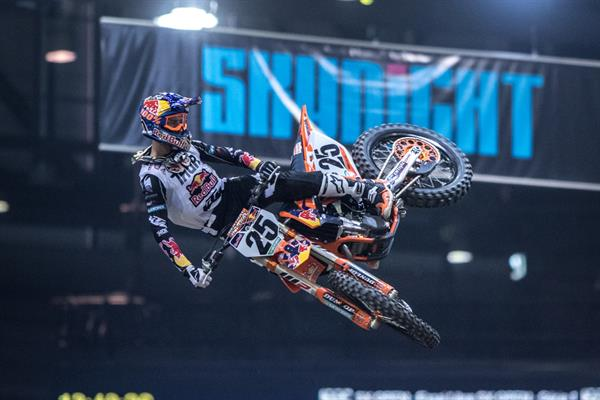 Marvin Musquin 2017 Geneva Supercross 450 SX-F