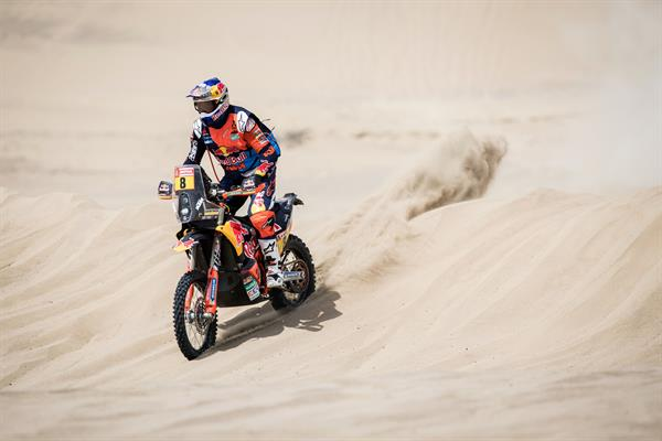Toby Price - Red Bull KTM Rally Factory Racing - Dakar Rally 2018