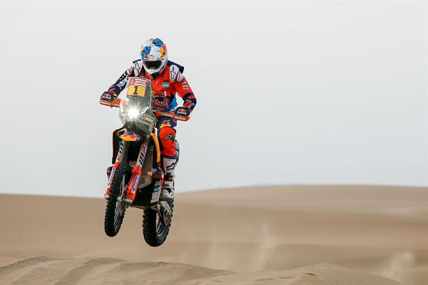 Sam Sunderland - Red Bull KTM Rally Factory Racing - Dakar Rally 2018