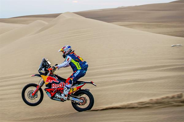 Matthias Walkner - Red Bull KTM Rally Factory Racing - Dakar Rally 2018