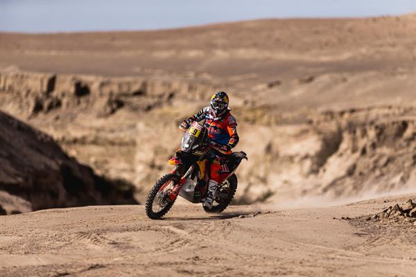 Antoine Meo - Red Bull KTM Rally Factory Racing - Dakar Rally 2018