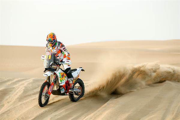 Laia Sanz - KTM Rally Factory Racing - Dakar Rally 2018