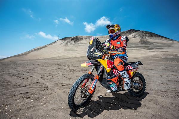 Toby Price - Red Bull KTM Factory Racing