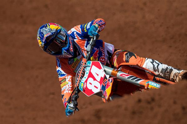 Jeffrey Herlings 450 SX-F Redsand 2018