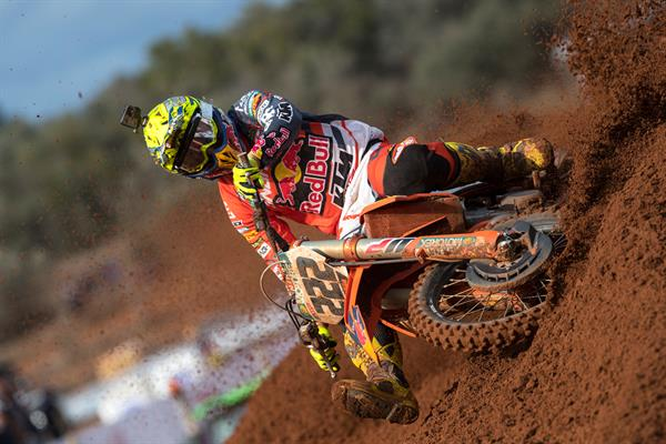 Tony Cairoli 450 SX-F Redsand 2018_lead
