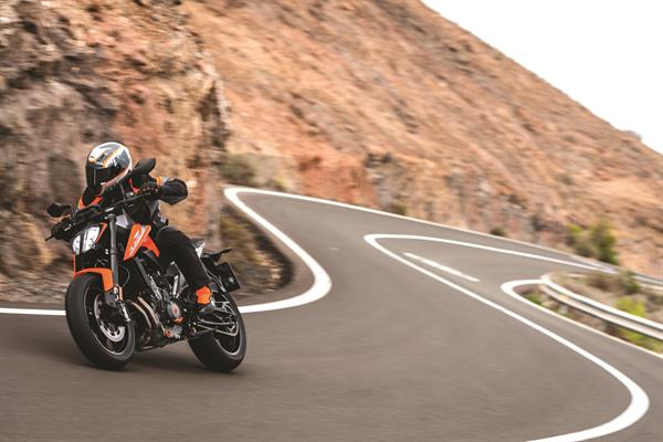 KTM 790 DUKE Media Launch 2018_Action 01