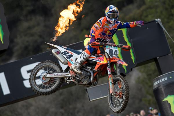 Jeffrey Herlings 450 SX-F 2018 Trentino