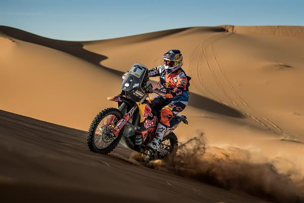 Toby Price - Red Bull KTM Factory Racing - 2018 Merzouga Rally
