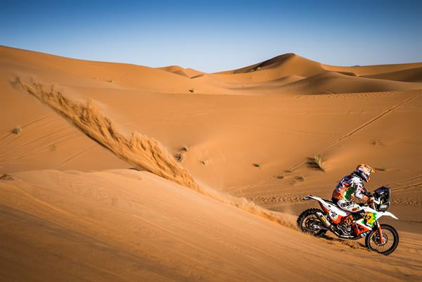 Laia Sanz - Red Bull KTM Factory Racing - 2018 Merzouga Rally