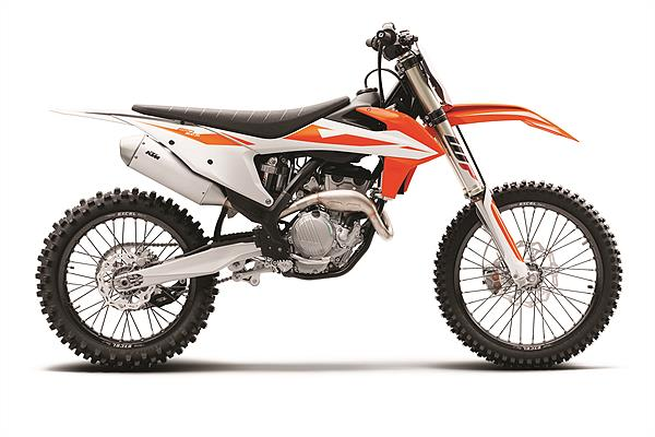 KTM 250 SX-F MY2019_90 degree right