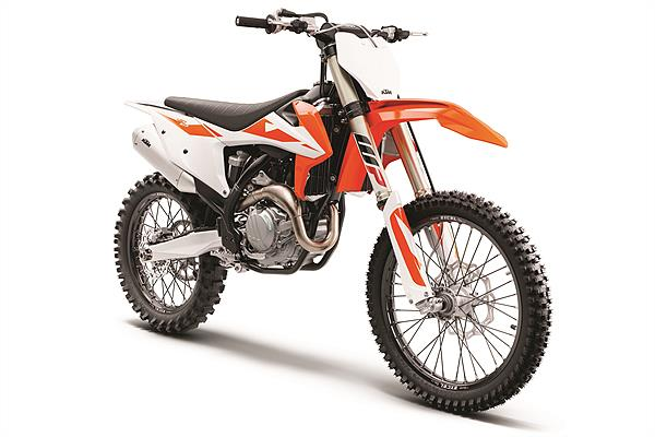 KTM 450 SX-F MY2019_right front