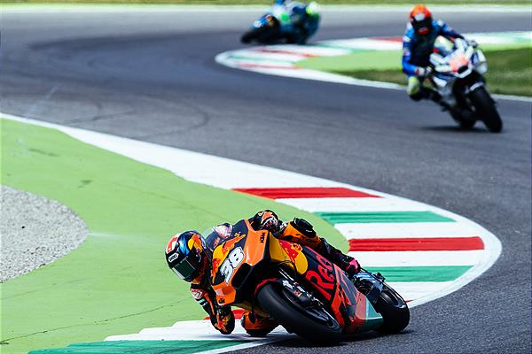Bradley Smith KTM RC16 Autodromo del Mugello 2018