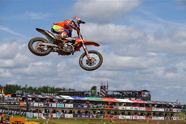 Jeffrey Herlings KTM 450 SX-F 2018 Matterley Basin