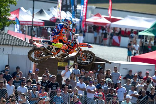 Jeffrey Herlings KTM 450 SX-F 2018 Saint Jean D'Angely