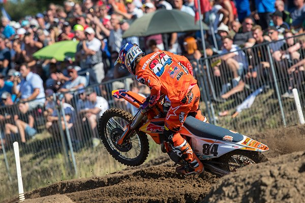 Jeffrey Herlings KTM 450 SX-F 2018 Lommel