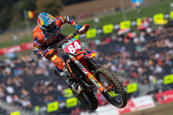 Jeffrey Herlings KTM 450 SX-F 2018 Switzerland