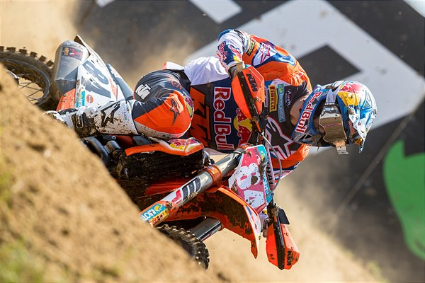 Jeffrey Herlings KTM 450 SX-F 2018 Sevlievo