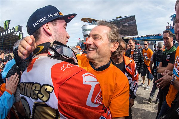Jeffrey Herlings KTM 450 SX-F 2018 Assen