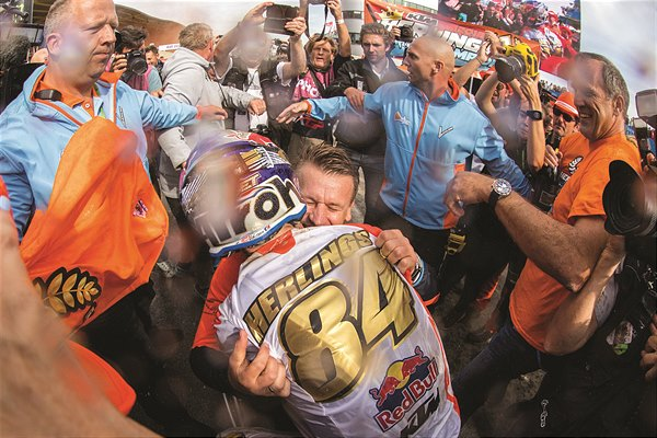 Jeffrey Herlings_Pit Beirer_Assen (NED) 2018 © Ray Archer