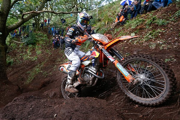 Josep Garcia - Red Bull KTM Factory Racing - 2018 Hawkstone Park Cross-Country