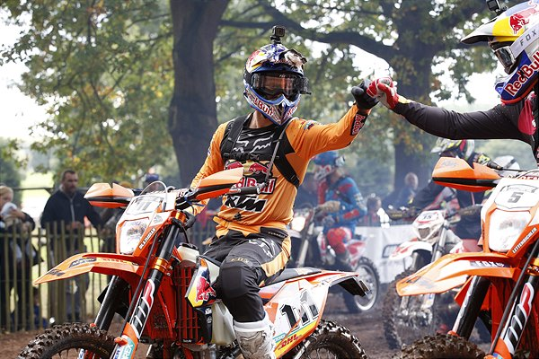 Taddy Blazusiak - Red Bull KTM Factory Racing - Hawkstone Park Cross-Country