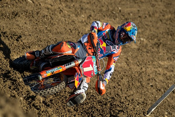 Jeffrey Herlings KTM 450 SX-F 2018 Imola