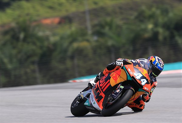 Miguel Oliveira KTM Moto2 Sepang International Circuit 2018