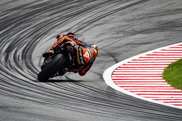 Pol Espargaro KTM RC16 Sepang International Circuit 2018