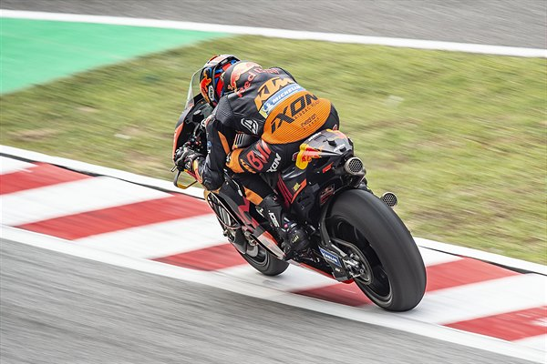 Bradley Smith KTM RC16 Sepang International Circuit 2018