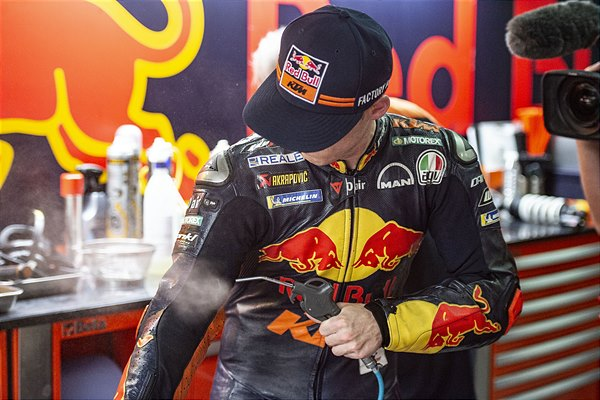 Pol Espargaro Box Sepang International Circuit 2018