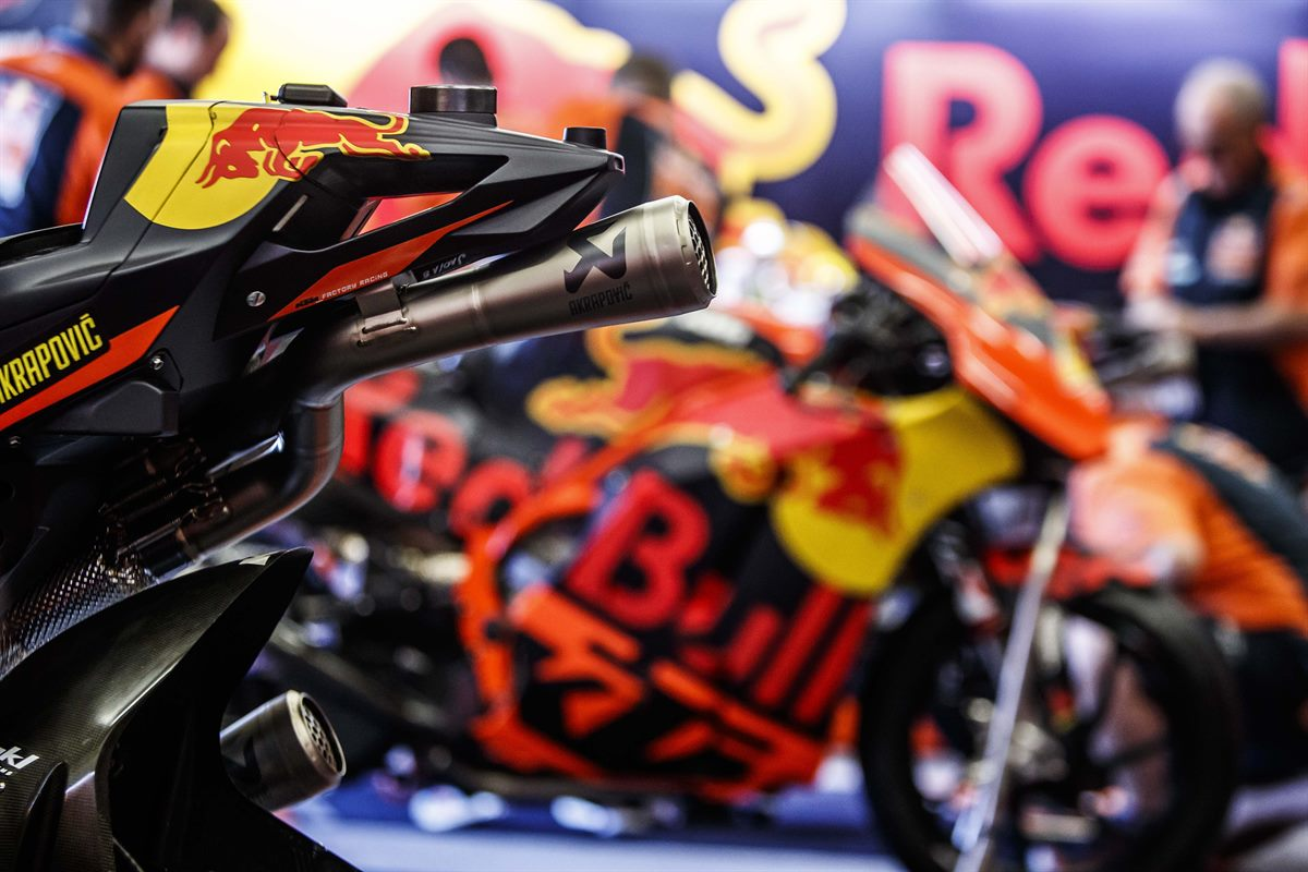 Red Bull KTM Factory Racing 2018 MotoGP Jerez test