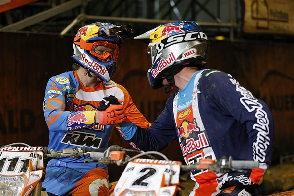 Cody Webb - FMF KTM Factory Racing / Taddy Blazusiak - Red Bull KTM Factory Racing