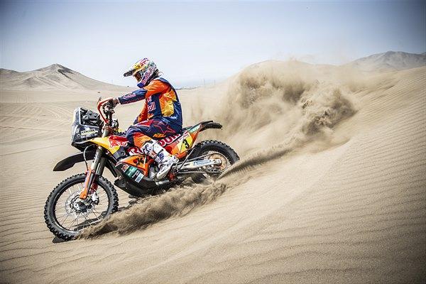 Toby Price - KTM 450 RALLY - 2019 Dakar Rally Shakedown