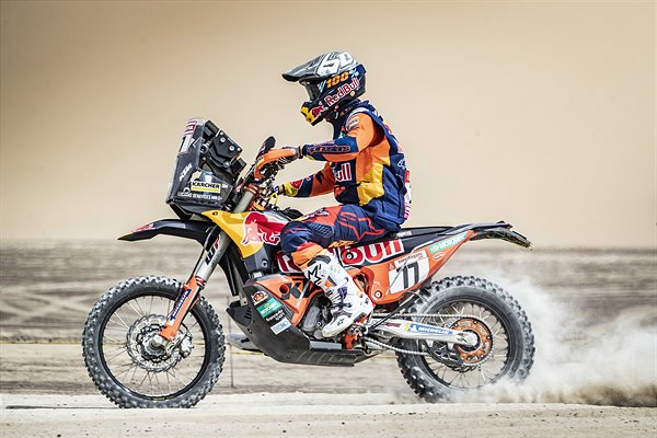 RED BULL KTM READY TO TACKLE WEEK TWO OF THE 2019 DAKAR RALLY