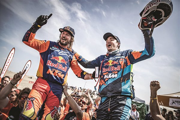 Price Walkner Dakar 2019