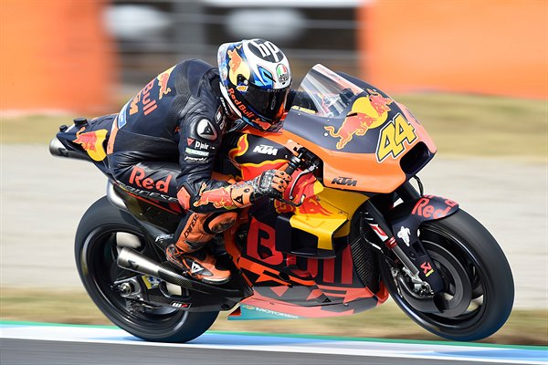Pol Espargaro KTM RC16 Twin Ring Motegi 2018